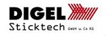 Logo Digel Sticktech GmbH u. Co. KG